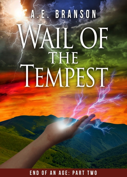 Wail of the Tempest Cover